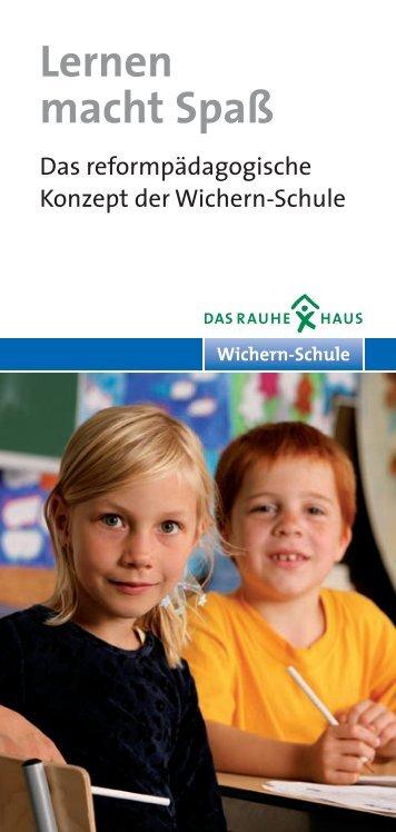 Konzept der Reformschule