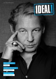 Ben Becker Judith richter rolf eden - IDEAL! Interview Magazin