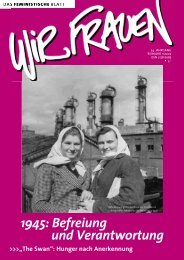 WF 2005-01 komplett - Wir Frauen