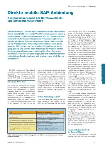 Download (pdf) - Wessendorf Software + Consulting GmbH