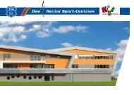 Das Hector Sport-Centrum - TSG 1862 Weinheim eV