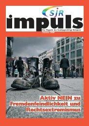 Impuls Sommer 2008 - Stadtjugendring Kempten