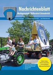 Nachrichteblatt Juli 2012 (3,08 MB) - Wöllersdorf-Steinabrückl