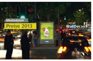 Preise 2013 - Wall AG