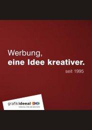 PDF Kurzportrait Grafik Ideeal - Grafik Ideeal GmbH
