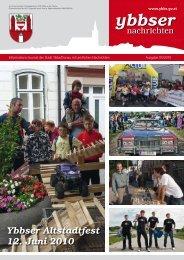 ybbser - Gemeinde Ybbs