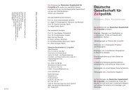 Download DGfZP-Flyer - Deutsche Gesellschaft für Zeitpolitik