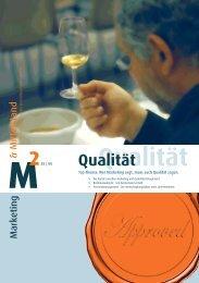 Qualität - Marketing und Mittelstand
