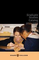 download a PDF version - Doane College
