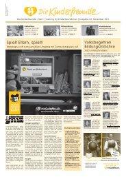 KF-Zeitung_03_2011 - Kinderfreunde Oberösterreich