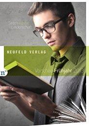 Vorschau Frühjahr 2013 - Einzelseiten - Neufeld Verlag