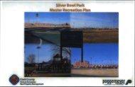 Silver Bowl Park Master Plan - Clark County Nevada
