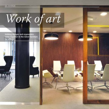 InDesign Magazine - Loft, Robin Day