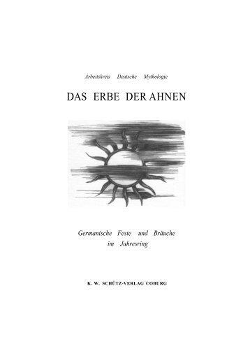 Arbeitskreis Deutsche Mythologie - Thingnetz.org