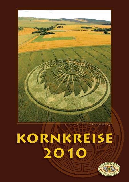 Kalender 2010 - Märkisches Landbrot