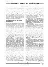 Neue Sintflut-, Turmbau- und Ursprachesagen - Wort und Wissen