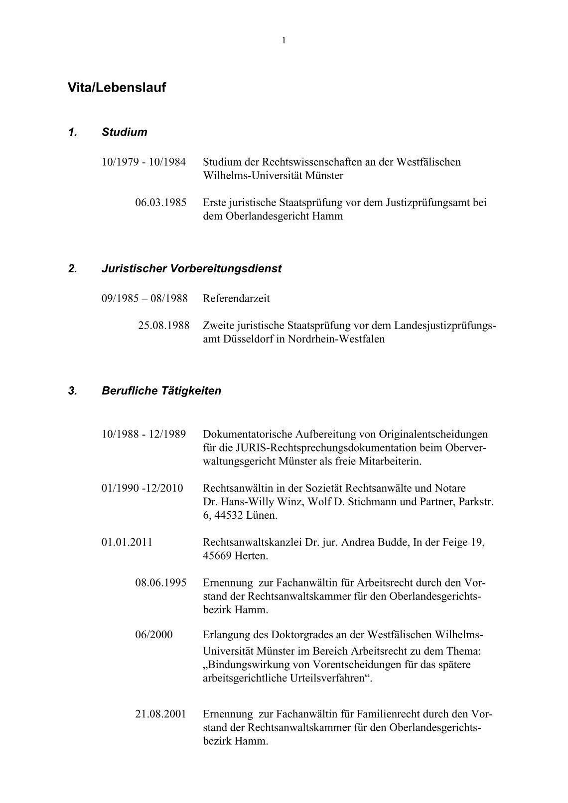 Gemütlich Cv Vs Lebenslauf Proben Bilder - Entry Level Resume ...