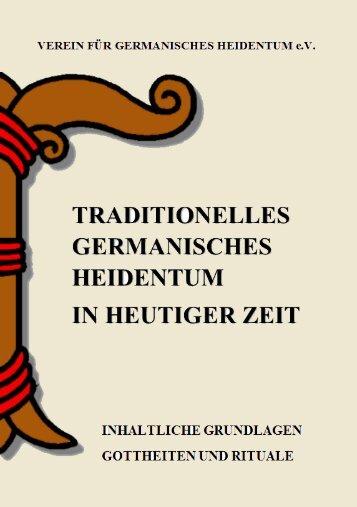 PDF-Version herunterladen - Verein für Germanisches Heidentum ...