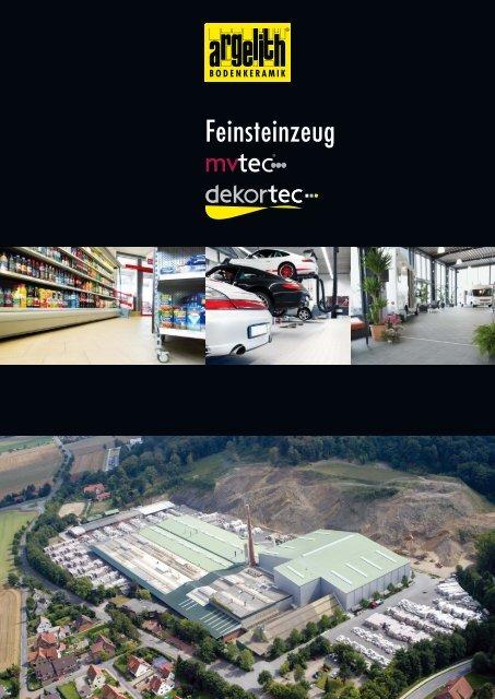 Feinsteinzeug - Argelith