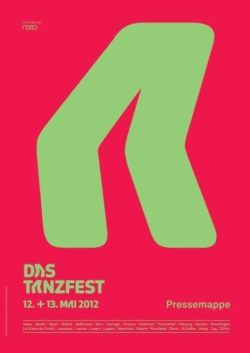 Pressemappe - Das Tanzfest