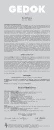 GEDOK-Rundbrief 2010-02.pdf - GEDOK Wuppertal