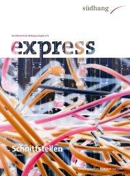 Interview mit der Ergotherapeutin Sabine Günther - Südhang