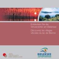 Entdecken Sie die Winzerdörfer am Bielersee ... - WOLFsWEB