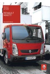 Prospekt Renault Maxity