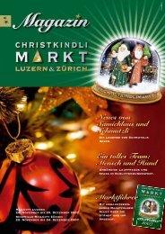 Neues von Samichlaus und Schmutzli Ein tolles ... - Christkindlimarkt