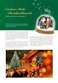 Neues von Samichlaus und Schmutzli Ein tolles ... - Christkindlimarkt - Seite 5