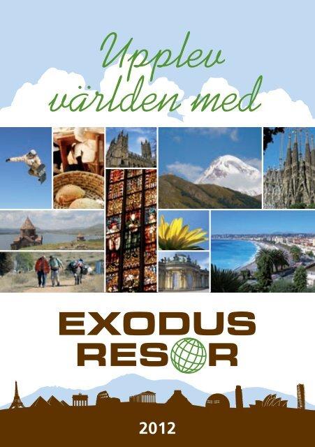 Exodus resebroschyr... (PDF) - ExodusResor