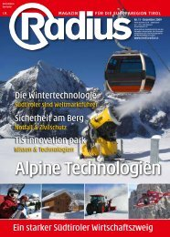 Alpine Technologien - Mediaradius