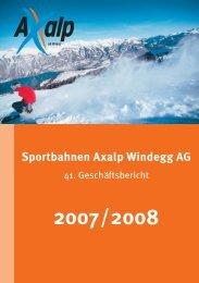 Sportbahnen Axalp Windegg AG - Seilbahn.net