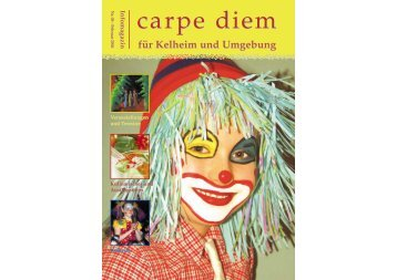 Carpe Diem Magazin