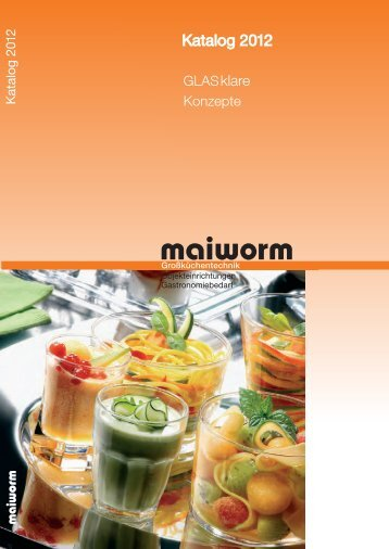 Katalog als PDF Download - Maiworm