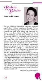 Unsere Solisten - Operettenbühne, Hombrechtikon