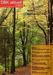 dbkaktuell8-09 komb - Kanton Solothurn