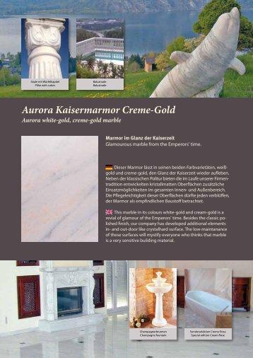 Marmor - Unika Natursteine Austria