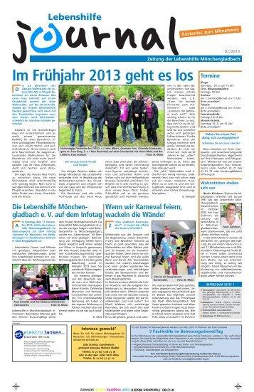 Mönchengladbach - Lebenshilfe NRW