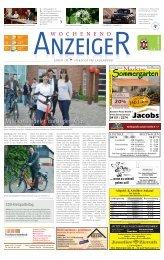leben im herzogtum lauenburg - Geesthachter Anzeiger