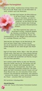 Frühlingserwachen an der Mosel - Cochem - Seite 2