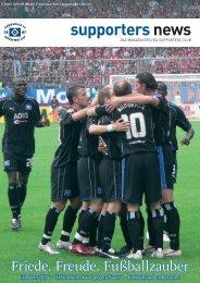 Ausgabe 45 12/2005 - HSV-Supporters