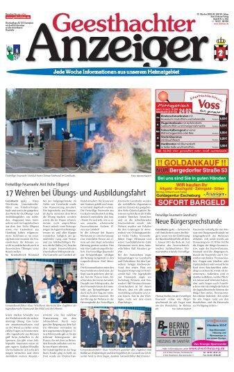 17 Wehren bei Übungs - Kurt Viebranz Verlag