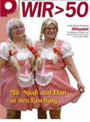 Mit Spaß und Elan in den Fasching - Pensionistenverband ...