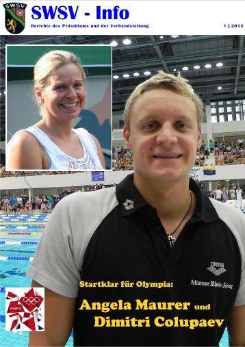 Schwimmen - Südwestdeutscher Schwimmverband