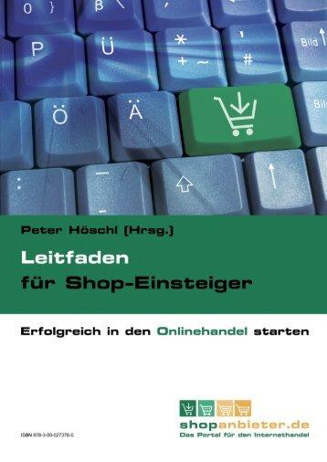 eCommerce Komplettsystem Shop · Warenwirtschaft - Concertopro