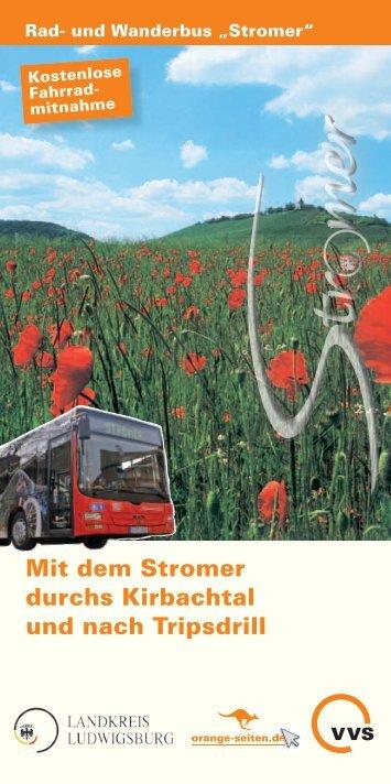 Mit dem Stromer durchs Kirbachtal und nach Tripsdrill - Bahn.de