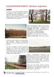 Gouguenheim Weingut und Weine - Eds World Wines / Online-Wein ...
