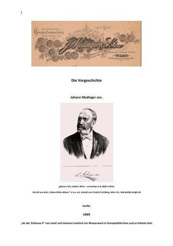 J. MEDINGER & SÖHNE - Althofen