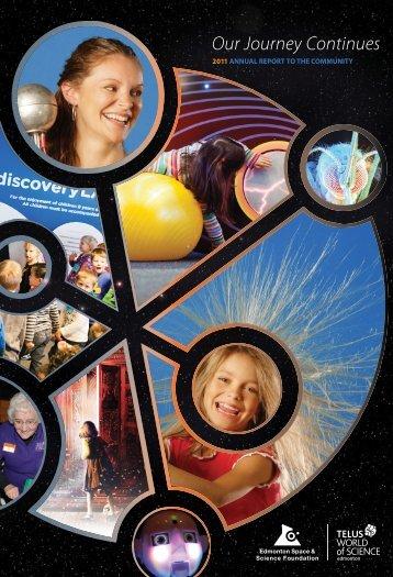 2011 - Telus World of Science